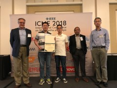 ICME18 Winner